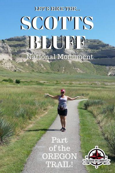 AOL - Scotts Bluff NPS