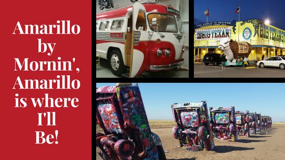 5 Cool Things We Did in Amarillo, Texas - Always On Liberty