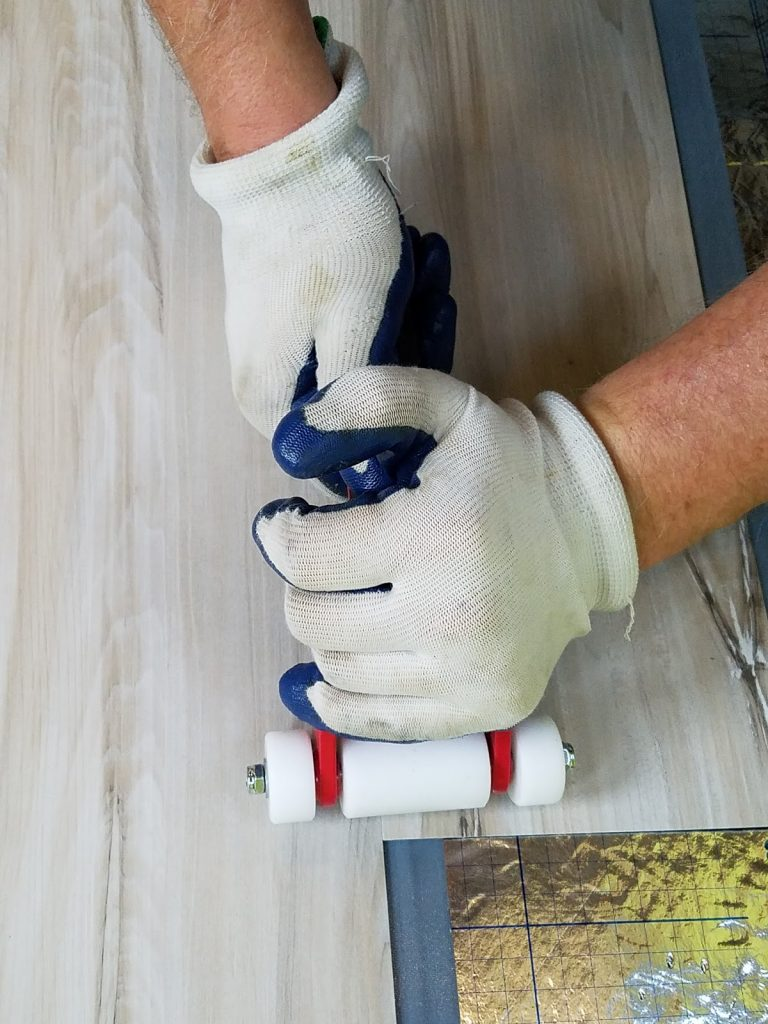 Always On Liberty Flooring Install 2