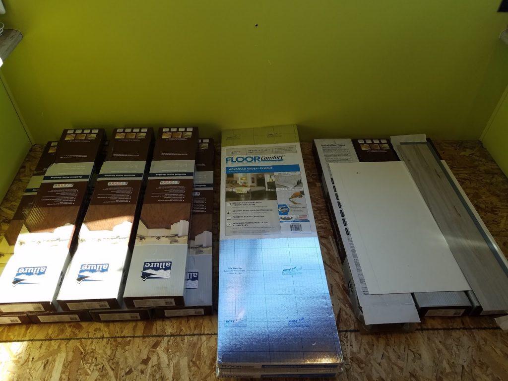 Always On Liberty Flooring Supplies