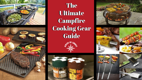 online retailer 105e2 c5e96 The Ultimate Campfire Cooking Gear Guide - Always On Liberty