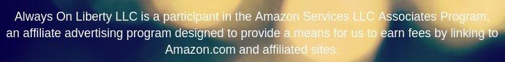 Always On Liberty Amazon Disclaimer