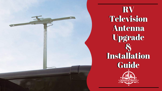 AOL_ RV TV Antenna