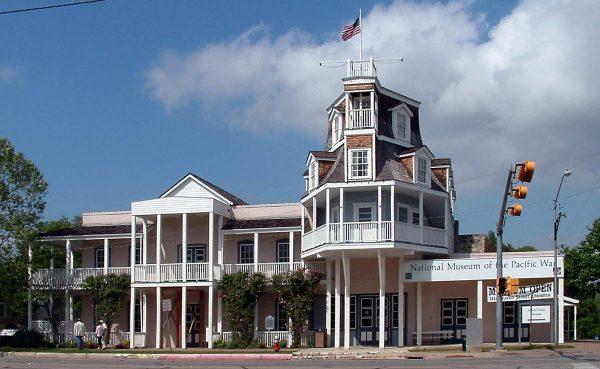 Always On Liberty - Fredericksburg Nimitz Museum