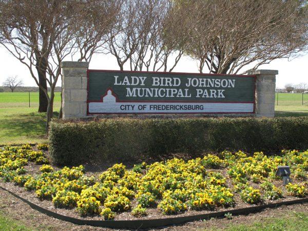 Always On Liberty - Fredericksburg Lady Bird Johnson