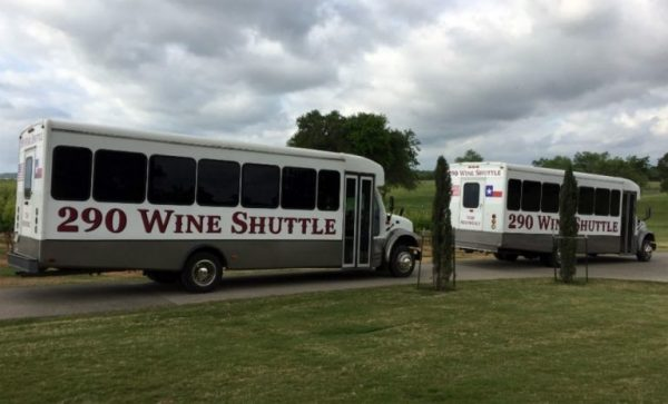 Always On Liberty - Fredericksburg, TX Wine Shuttle