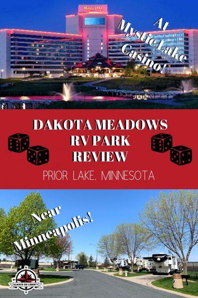 Pinterest Dakota Meadows RV Park
