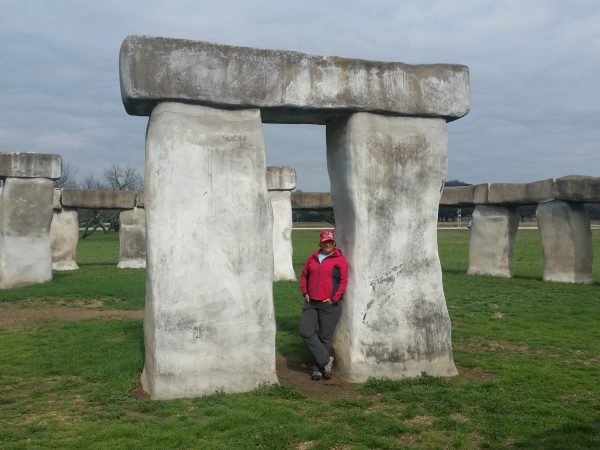 AOL - Stonehenge Ingram Texas