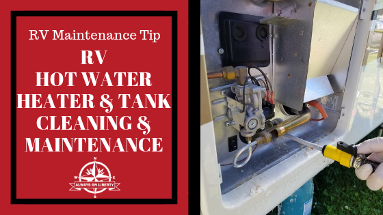 AOL-Hot Water Tank Maintenance