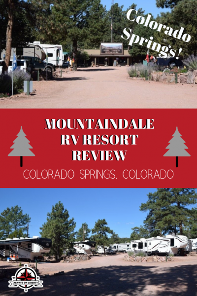 Always On Liberty Mountaindale Campground Review