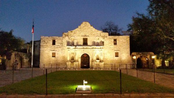 AOL - Alamo San Antonio
