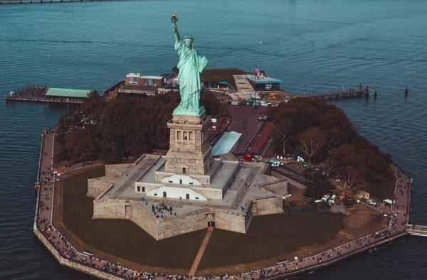Ellis Island Statue of Liberty