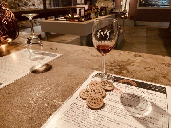Always On Liberty - South Shore Winery Mazza Wine Tasting