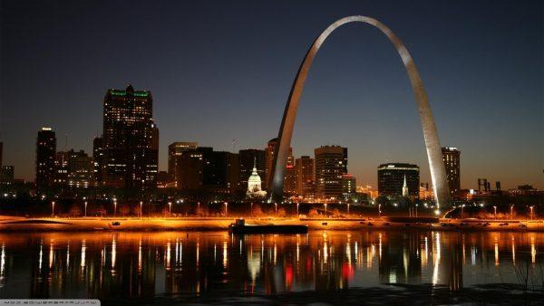 St Louis Arch St Louis