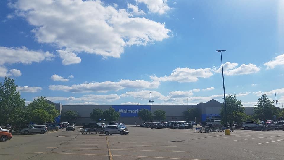 Walmart Parking 1