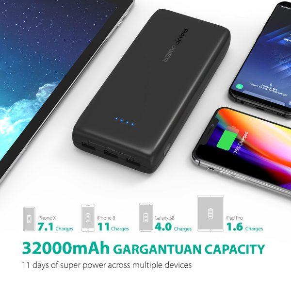 Always On Liberty - Electronic Device Battery Bank