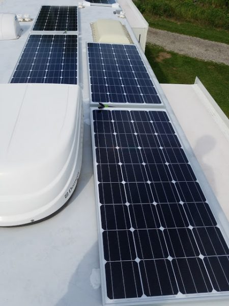 Always On Liberty - Solar Panels